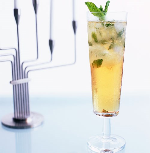 **Mint Julep** **Mint Julep**    [View Recipe](http://gourmettraveller.com.au/mint_julep.htm)     PHOTOGRAPH **CHRIS COURT**