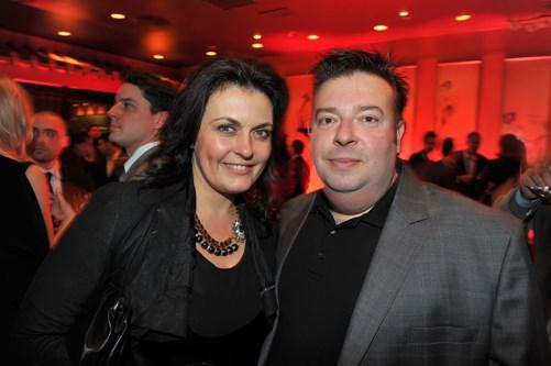**** Karen Martini and Peter Gilmore