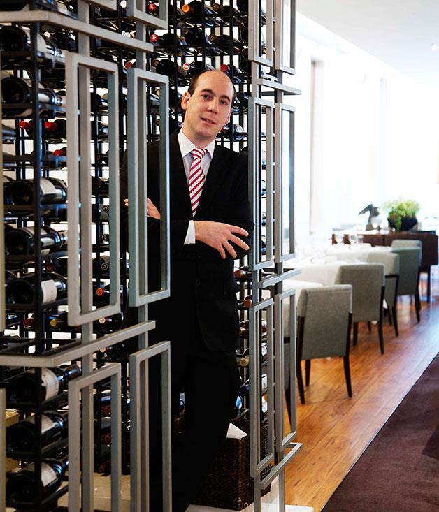 **Franck Moreau, Est., Sydney** **SOMMELIER OF THE YEAR**   **[Franck Moreau, Est., Sydney](http://www.merivale.com)**      PHOTOGRAPHY WILLIAM MEPPEM