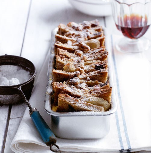 "[**Maple, banana and walnut bread pudding**](https://www.gourmettraveller.com.au/recipes/browse-all/maple-banana-and-walnut-bread-pudding-10176|target=""_blank"")"