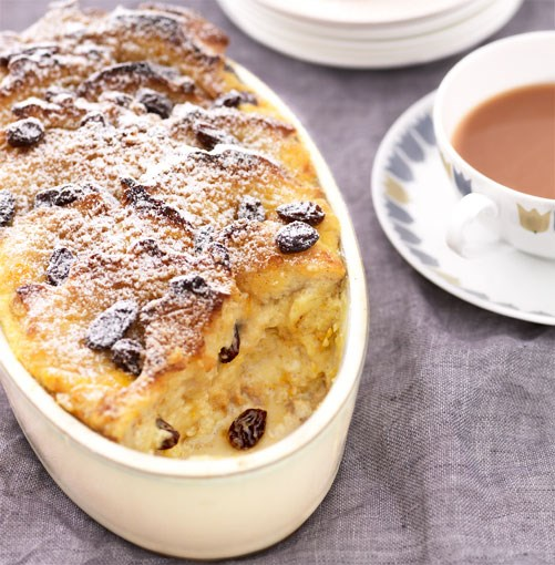 **Bread and butter pudding**