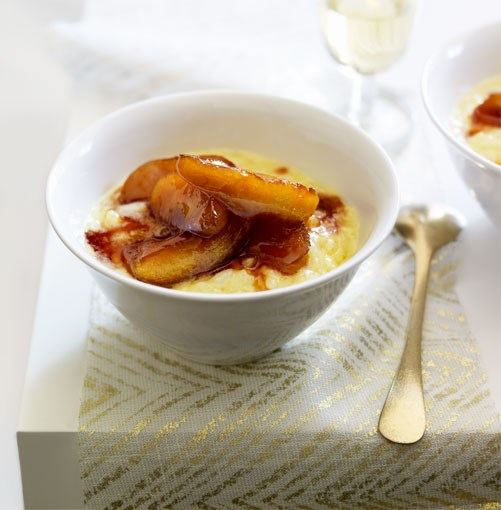 "[**Rice pudding**](https://www.gourmettraveller.com.au/recipes/chefs-recipes/rice-pudding-7227|target=""_blank"")"