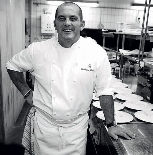 **Chef Guillaume Brahimi** Guillaume at Bennelong chef Guillaume Brahimi.