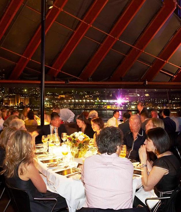 **Guillaume at Bennelong, Sydney Opera House** Guillaume at Bennelong, Sydney Opera House
