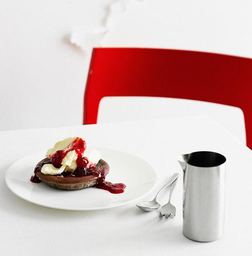 **Soft-centred chocolate tortini** **Soft-centred chocolate tortini**    [View Recipe](http://www.gourmettraveller.com.au/softcentred_chocolate_tortini.htm)     PHOTOGRAPH **BRETT STEVENS**