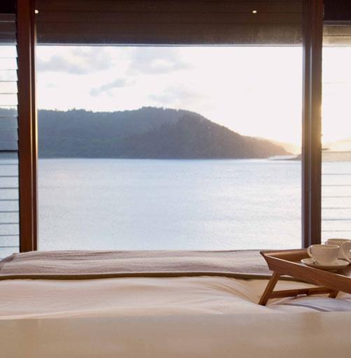 """**Qualia, Hamilton Island, Qld** Readers' Choice Awards: Best Spa/Health Retreat   Qualia, Hamilton Island, Qld   Runner-up: Gaia Retreat & Spa, Byron Bay, NSW   Its Latin name translates as """"a collection of deep sensory experiences"""" and Qualia spa delivers this in spades. This Whitsundays retreat takes centre stage at the Hamilton Island resort, its six spa pavilions equipped with indulgent essentials such as Roman baths and alfresco Vichy showers that make the most of Coral Sea views. The treatment menu is one of the most comprehensive in the land, showcasing Australian-made Li'tya and Sodashi products in therapies inspired by indigenous healing traditions. Qualia's six """"signature ceremonies"""" include the 90-minute Kumali Ritual – a body scrub and wrap with hot poultice massage designed to soothe the tensions of holidaying heiresses. Male treatments tend to be more down-to-earth. Wild Oats, named after resort owner Bob Oatley's maxi-yacht, is a facial and sea-salt back scrub that ends with a macho mani and pedi. www.qualia.com.au"""