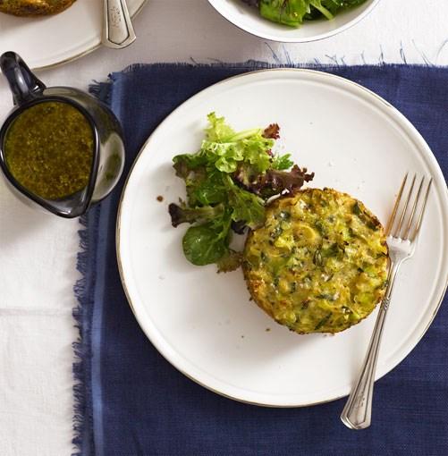 "**[Leek, tarragon and Gruyère tarts](http://gourmettraveller.com.au/leek_tarragon_and_gruyre_tart.htm|target=""_blank"")** <br><br> PHOTOGRAPH: TENY AGHAMALIAN"