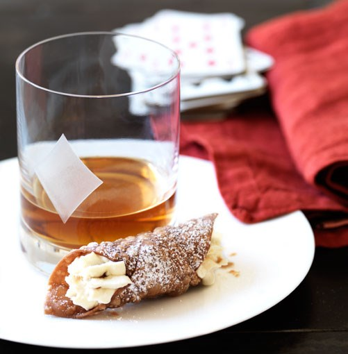 **Cannoli** **Cannoli**    [View Recipe](http://www.gourmettraveller.com.au/cannoli.htm)     PHOTOGRAPH **WILLIAM MEPPEM**