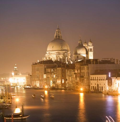 **Venice, Italy** PHOTOGRAPH **CHRIS RYAN**