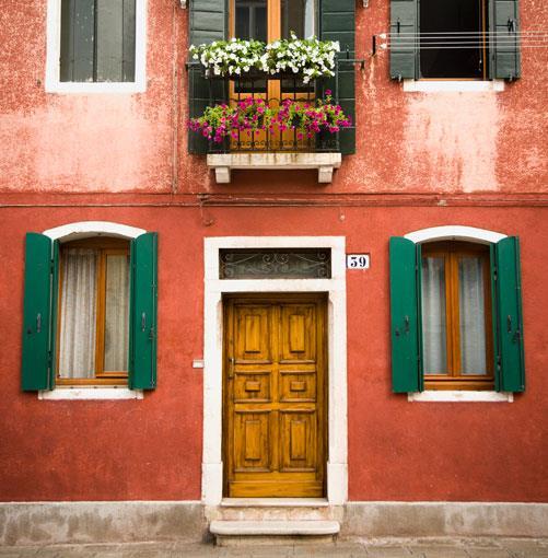 **Venice, Italy** PHOTOGRAPH **ALAN BAILEY**