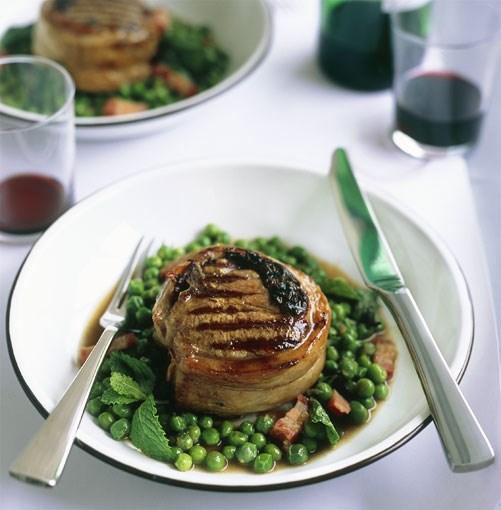 **Lamb chops deluxe** **Lamb chops deluxe**    [View Recipe](http://www.gourmettraveller.com.au/lamb_chops_deluxe.htm)     PHOTOGRAPH **CHRIS COURT**