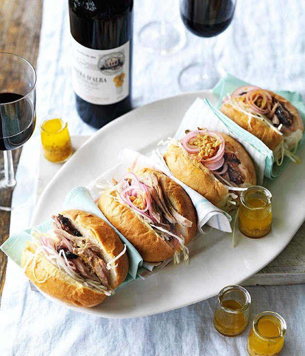 Sandwich Recipes Gourmet Traveller
