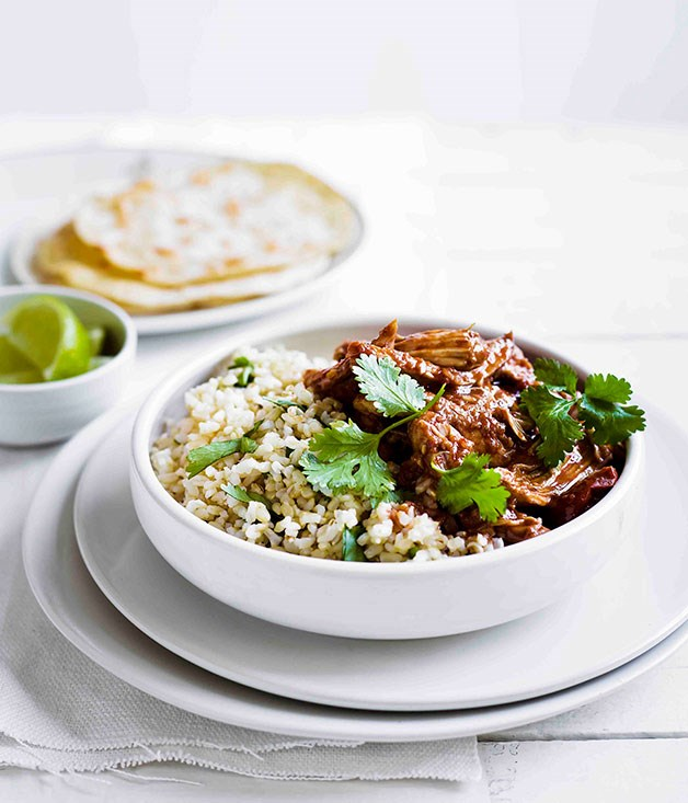 **Quick chicken mole** **Quick chicken mole**    [View Recipe](http://www.gourmettraveller.com.au/quick-chicken-mole.htm)