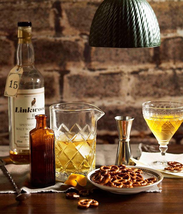 **Broadmoor** **Broadmoor**    [View Recipe](http://www.gourmettraveller.com.au/broadmoor.htm)