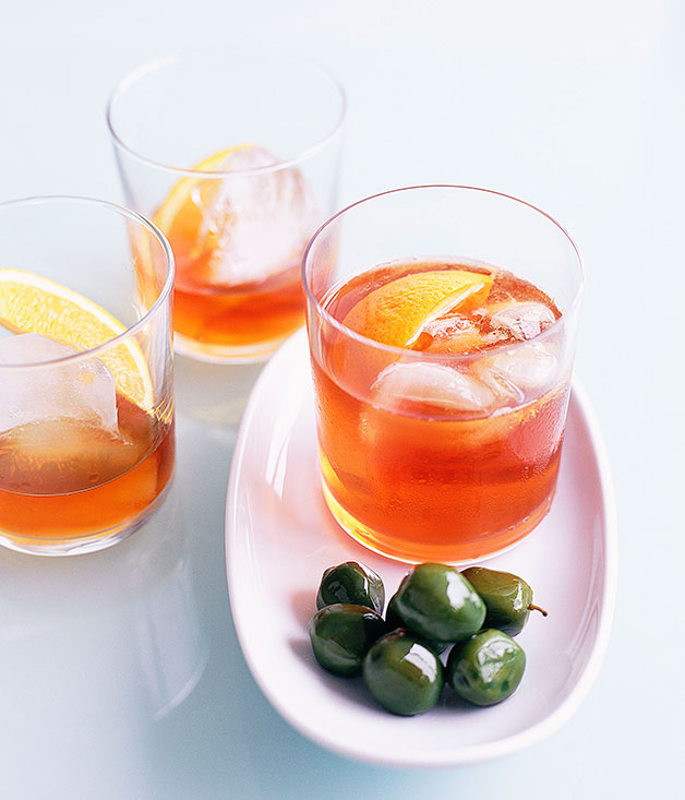 "[**Old fashioned**](https://www.gourmettraveller.com.au/recipes/browse-all/old-fashioned-14037|target=""_blank"")"