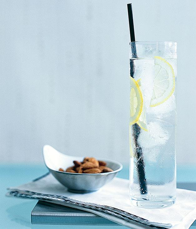 "**[Tom Collins](https://www.gourmettraveller.com.au/recipes/browse-all/tom-collins-14040|target=""_blank"")** <br> A tried and true recipe of the classic cocktail."