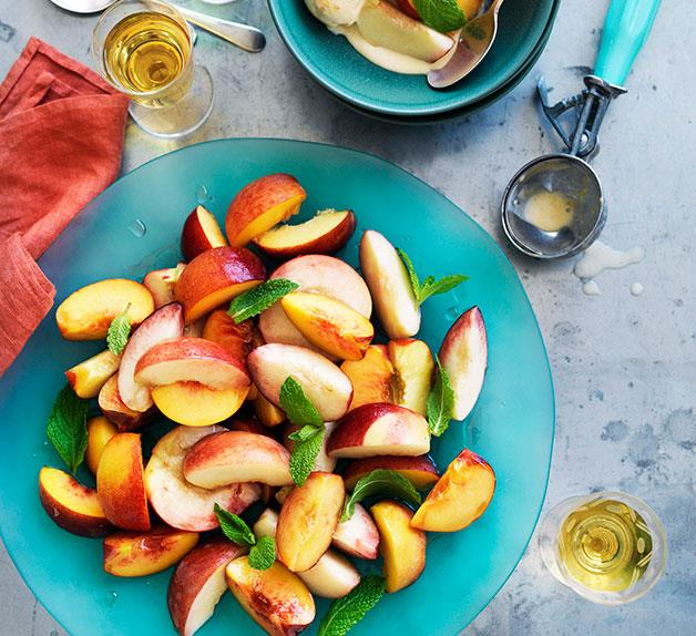Stone fruit recipes