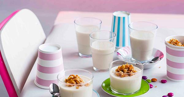 Cereal milk panna cotta recipe momofuku milk bar new york cereal milk panna cotta recipe momofuku milk bar new york gourmet traveller ccuart Choice Image