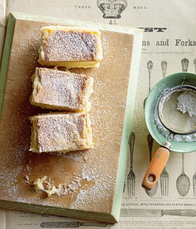 **Vanilla slice** **Vanilla slice**    [View Recipe](http://www.gourmettraveller.com.au/vanilla-slice.htm)