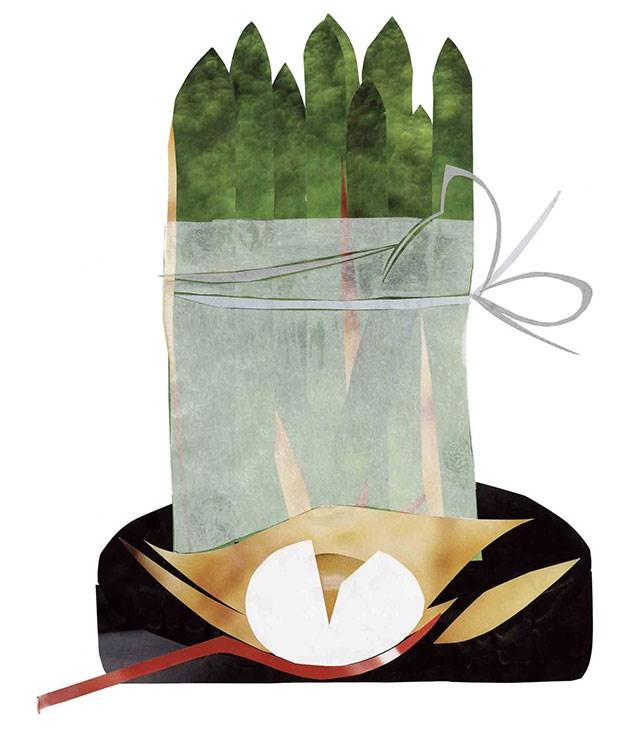 **Stand up asparagus** **Stand up asparagus**    [View Recipe](http://gourmettraveller.com.au/stand-up-asparagus.htm)
