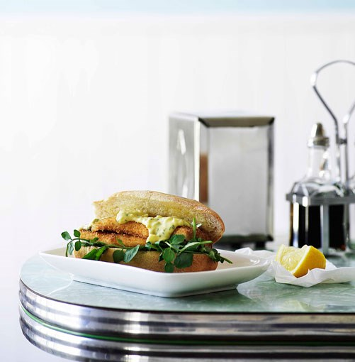 **Whiting and watercress burgers** **Whiting and watercress burgers**    [View Recipe](http://gourmettraveller.com.au/whiting_and_watercress_burgers.htm)     PHOTOGRAPH **WILLIAM MEPPEM**