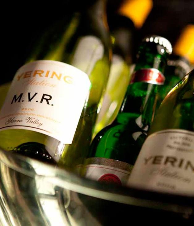 **** Yering Station wines.