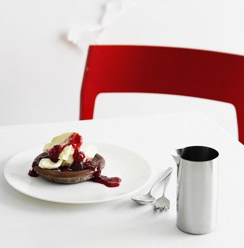 **Soft-centred chocolate tortini** **Soft-centred chocolate tortini**    [View Recipe](http://gourmettraveller.com.au/softcentred_chocolate_tortini.htm)     PHOTOGRAPH **BRETT STEVENS**