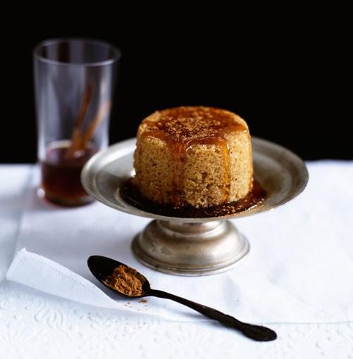 **Drunken cinnamon cakes** **Drunken cinnamon cakes**    [View Recipe](http://gourmettraveller.com.au/drunken_cinnamon_cakes.htm)     PHOTOGRAPH **BEN DEARNLEY**