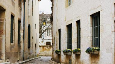 Burgundy, France: Top soil