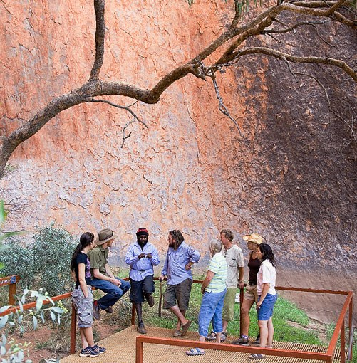 **Anangu Waai, NT** **READERS' CHOICE AWARDS: BEST INDIGENOUS TOURISM EXPERIENCE**   Winner: Anangu Waai, NT   Runners-up: Kooljaman at Cape Leveque, WA; Guurrbi Tours, Qld   A culture that only a generation ago was undervalued is now one of the country's biggest tourist drawcards, and the calibre of companies interpreting ancient Australia is world-class. The Uluru-based Anangu Waai has won this award for the third year, a tribute to their focus on promoting Anangu cultural, social and environmental values. Small group tours conducted in the Anangu's native language unlock the secrets of Uluru, from ancient rock paintings in caves at the base of the rock to the traditional skills that are the hallmark of life in the Red Centre. The Anangu's intricate knowledge of the land and the opportunity for visitors to hear those stories first-hand have established this operator as one of the country's best exponents of indigenous culture.   **[ananguwaai.com.au](http://www.ananguwaai.com.au)**