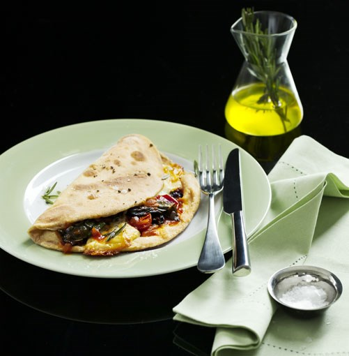 **Cavolo nero and Fontina piadina** **Cavolo nero and Fontina piadina**    [View Recipe](http://gourmettraveller.com.au/cavolo-nero-and-fontina-piadina.htm)     PHOTOGRAPHY **SHARYN CAIRNS**
