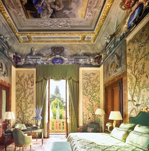 **Four Seasons, Florence** **Four Seasons Florence, Italy**   Only the elite will ever get to stay in this dreamy Renaissance palazzo packed with sufficient art and antiquities to trigger an episode of Stendhal Syndrome among swooning guests. The 15th-century Gherardesca palace, meticulously restored under government supervision, was once home to nobles and nuns; now, along with an adjoining conventino, it harbours 116 breaktakingly ornate hotel suites, each one unique. The public areas, too, are exquisite. A dozen bas-reliefs, commissioned by Alessandro de Medici in 1555, dazzle in the courtyard, and the hotel sits amid the oasis of the largest private garden in the city.   We like: The Santa Maria Novella range of spa products, produced by the Dominican Fathers of Florence since 1221.   Borgo Pinti 99, Florence, Italy, +39 55 2626 1, **[fourseasons.com/florence](http://www.fourseasons.com/florence)**. Doubles from $990 per night.      PHOTOGRAPH **COURTESY FOUR SEASONS FLORENCE**