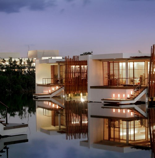 **Rosewood Mayakobá, Mexico** **Rosewood Mayakobá, Mexico**   The latest luxe addition to the exclusive Mayakobá resort enclave on Mexico's Yucatán peninsula is a 128-suite stunner. On arrival, guests are feted with tequila and escorted by boat or golf cart to rooms decked in creamy local marble and wood. Most feature private roof sundecks, alfresco showers and plunge pools. A battalion of 40 butlers attends to every need, whether you're at the Greg Norman-designed El Camaleón golf course or the spa on its own lagoon-fringed island.   Insider tip: The spa's signature Temazcal ritual, which includes a steam bath and herbs, is performed by an on-site shaman.   Ctra Federal Cancún–Playa del Carmen KM 298, Solidaridad, Quintana Roo, Mexico, +52 984 875 8000, **[rosewoodmayakoba.com](http://www.rosewoodmayakoba.com)**. Lagoon suites from $1570 per night.      PHOTOGRAPH **COURTESY ROSEWOOD MAYAKOBA**
