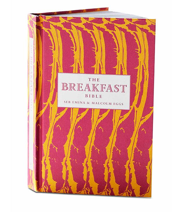 ****  The morning meal gets its most handsome tribute yet in _The Breakfast Bible_ (Bloomsbury, hbk, $35). The authors of The London Review of Breakfasts site intersperse witty, fine-grained advice about the breakfast basics with loopy asides on porridge at sea, class warfare, Freud, Hunter S Thompson, forgotten cereals and tea. Lots about tea. It's essential reading, especially with a cuppa.