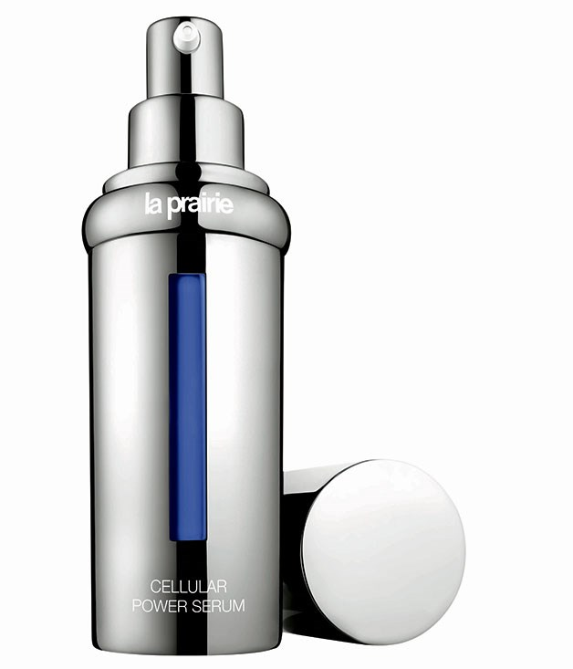 **** Frequent flyers will relish the anti-ageing punch provided by [La Prairie](http://laprairie.com.au/)'s Cellular Power Serum, $565 for 50ml, perfect for those whose faces, as well as bodies, really feel the effects of a long flight.