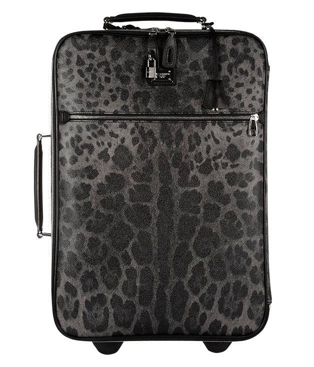 **** Dolce & Gabbana luggage, $2745, from [Net-a-Porter](http://net-a-porter.com).