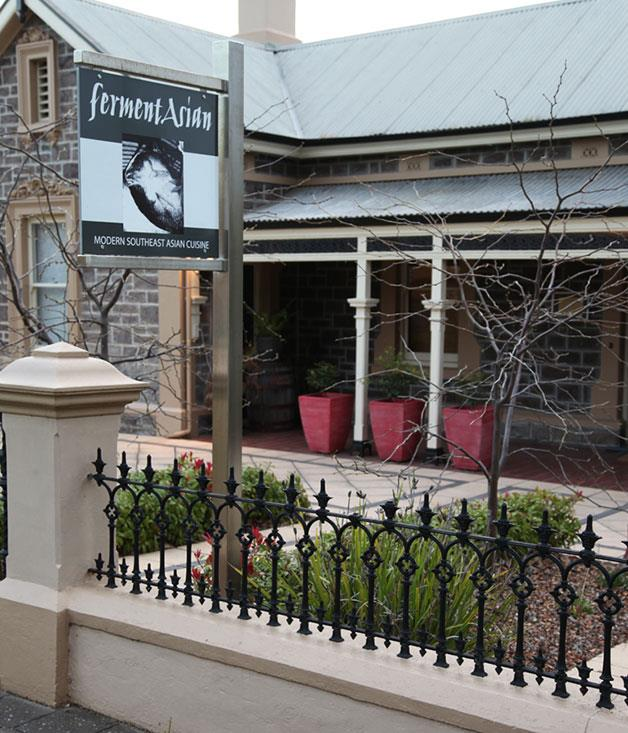 **Wine List of the Year** FermentAsian, Tanunda, SA   If you run a restaurant in a wine region, you need to cater to a discerning crowd: local winemakers as well as wine-savvy tourists are likely to be regulars, especially if the food's as good as it is at FermentAsian. Co-owner Grant Dickson must be acutely aware of this because he's put together an astonishingly comprehensive list of well-priced local and international wines, with almost every listing accompanied by detailed descriptive notes. And you can BYO.