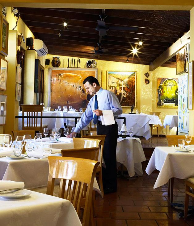 Da Lucio London Restaurant