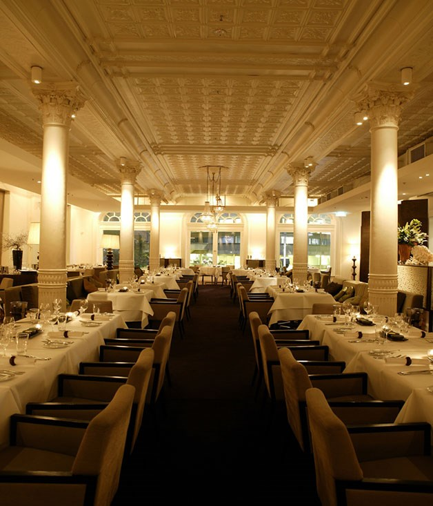 """**Est., Sydney** Ring in the New Year with three courses of Peter Doyle's classic modern Australian cooking in one of the nation's most celebrated rooms in terms of polish and grandeur? Don't mind if we do. _$185 per person, [merivale.com.au](http://www.merivale.com.au/palmerandco/ """"Merivale"""")_"""