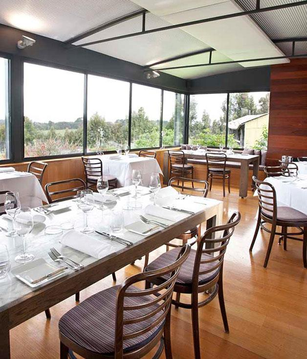 **Maître D' of the Year** **Clayton Hiskins, Ten Minutes by Tractor, Main Ridge, Vic**   It has been heartening to witness the rise and rise of Ten Minutes by Tractor, a study in a restaurant honing its strengths. The trajectory has been apparent since the arrival of Clayton Hiskins in 2007. He's been integral, along with the impressive kitchen team, in taking the dining room from cellar-door afterthought to the best place to eat on the Mornington Peninsula. He has imbued the casually sophisticated dining room with a real sense of place, assembling a crack team of waiters and creating a calm and thoroughly welcoming vibe.