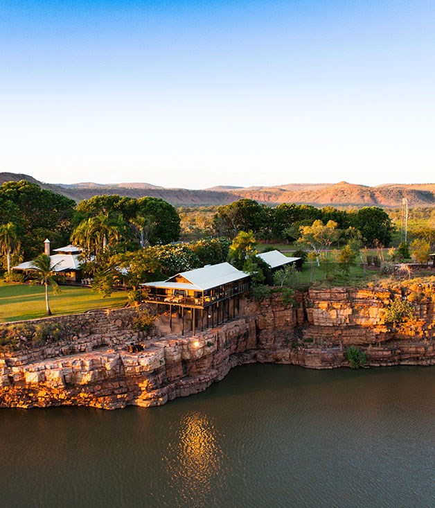 "**Best Outback Experience** Winner: El Questro Homestead, WA   Runner-up: Ayers Rock Resort, NT   A backyard spanning a million acres (400,000 hectares) means El Questro Homestead offers unrivalled access to a glorious hunk of the Australian outback. The nine-room retreat sits high on an escarpment above the Chamberlain River, an eagle's-eye outpost over the rugged red earth of the Kimberley. It's frontier touring with all the frills. [elquestro.com.au](http://elquestro.com.au ""El Questro"")"