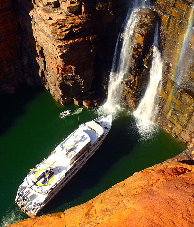 "**Best Expedition or Adventure Cruising** Winner: North Star Cruises   Runner-up: Aurora Expeditions   With 25 years of Kimberley exploration under its hull, no cruise line knows the charms of Australia's wild-west coastline better than North Star. It's a genuine expedition cruise that bypasses the touristed routes in favour of steering passengers well off the beaten track. [northstarcruises.com.au](http://northstarcruises.com.au ""North Star Cruises"")"