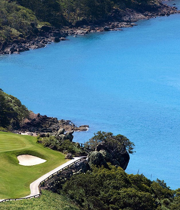 "**Best Golf Resort** Winner: Hamilton Island Golf Club, Qld   Runner-up: Cypress Lakes Resort, NSW   Imagine a championship golf course marooned in the Whitsundays on its own island, bordered by the sparkling Coral Sea; an 18-hole, par-71 course designed by British Open legend Peter Thomson that unfurls across the picturesque ridges and steep valleys of Dent Island, just a short boat (or helicopter) ride west of Hamilton Island. A fairway to heaven, some might say. [hamiltonislandgolfclub.com.au](http://hamiltonislandgolfclub.com.au ""Hamilton Island Golf Club"")"