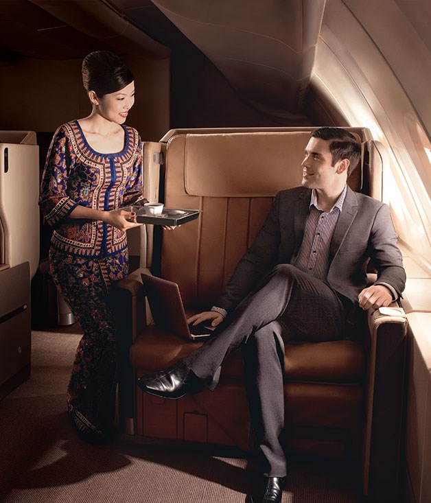 "**Best Airline Service** Winner: Singapore Airlines   Runner-up: Emirates   For an airline that has served Australia for 45 years, Singapore Airlines is certainly not resting on its laurels. In the past 12 months it has worked to shore up our support by upgrading entertainment options and launching a Virgin America codeshare to boost its US reach from five to 14 cities. No wonder we're so keen on the Singapore Girl. [singaporeair.com](http://singaporeair.com ""Singapore Airlines"")"