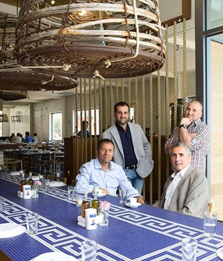 Hellenic Republic, Melbourne restaurant review
