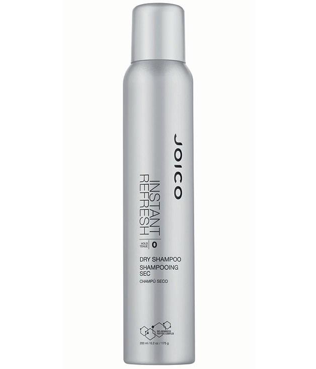 """**** Joico """"Instant Refresh"""" dry shampoo, $25.95 for 200ml. [joico.com](http://joico.com """"Joico"""")"""
