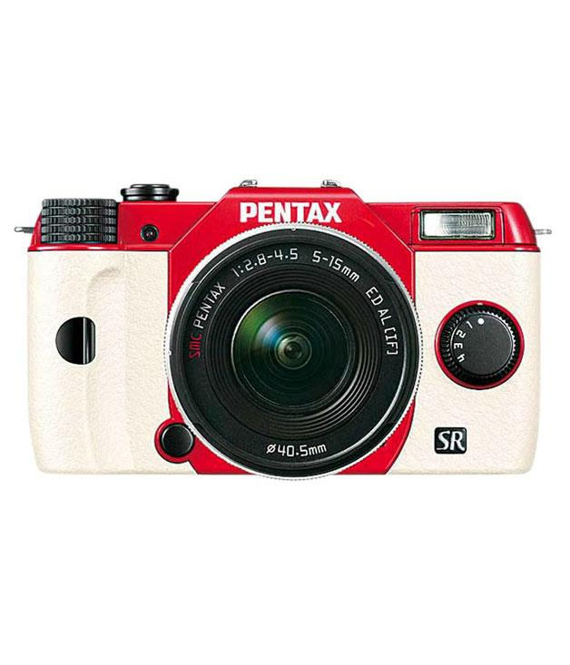 """**** [Pentax](http://pentax.com.au/ """"Pentax"""")'s design-your-own Q10 ($499) is an individualist's dream. With 100 colour combinations for the body and grip, confusing your black camera with someone else's is no longer an issue."""