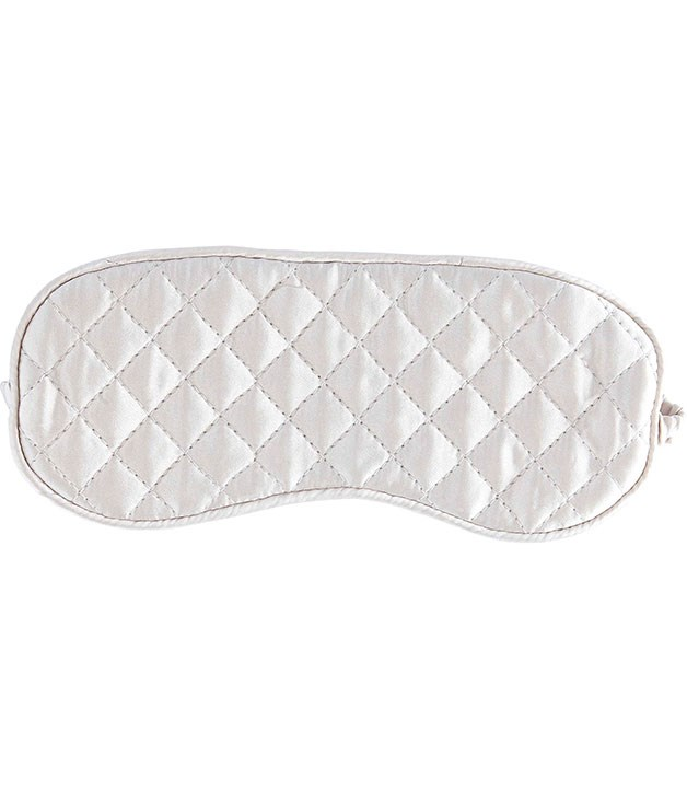 "**** [Sheridan](http://sheridan.com.au/ ""Sheridan"") trades the bedroom for travel with these silk eye masks ($39.95), part of the brand's shift into accessories. Sweet dreams at home or en route assured. 1800 625 516"