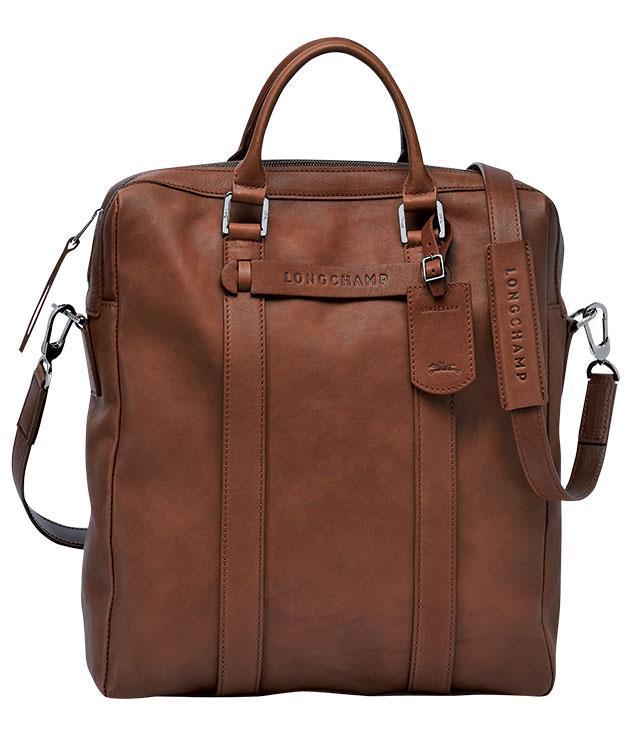"""**** Longchamp """"3D"""" bag, $1390, 1800 083 355."""