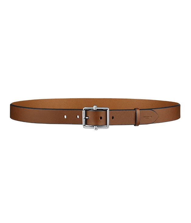 "**** [Louis Vuitton](http://www.louisvuitton.com.au ""Louis Vuitton"") ""Timeless"" belt, $535."